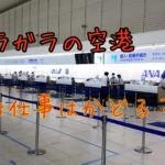 大阪空港でお仕事でもしてやろうかと。。
